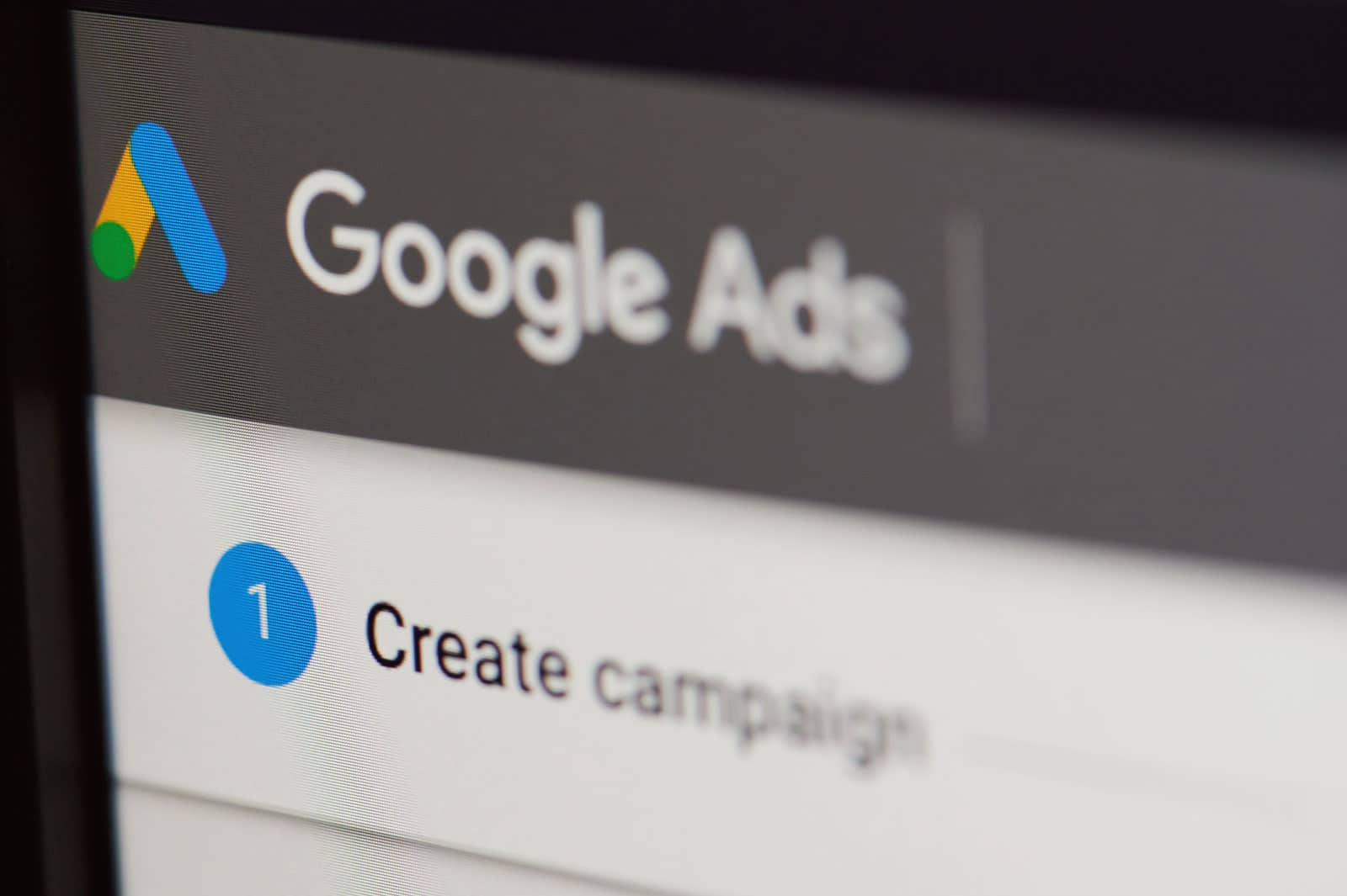 How to create a campaign in Google Ads